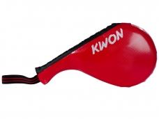 TKS Letena taekwondo KWON raudona, vienguba