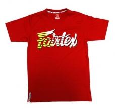 Fairtex Marškinėliai, raudoni