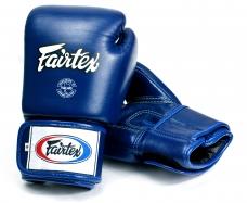 Fairtex Sparingo bokso pirštinės, mėlynos