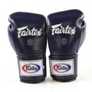 Fairtex Sparingo bokso pirštinės, juodos