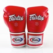 Fairtex Sparingo bokso pirštinės, raudonos