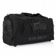 Fairtex Sportinis krepšys, juodas