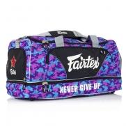 Fairtex Sportinis krepšys, violetinis
