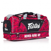 Fairtex Sportinis krepšys, raudonas