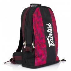 BAG4 Sportinė kuprinė, raudona