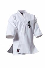 Karate kimono Kyoshi su kyokushin ženklu