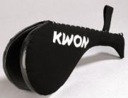 Letena taekwondo KWON, dviguba